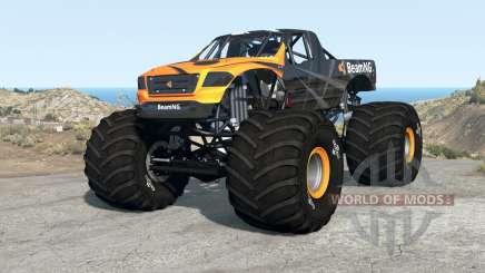 CRD Monster Truck v1.18 for BeamNG Drive
