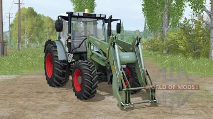 Fendt F 380 GTA Turbo for Farming Simulator 2015
