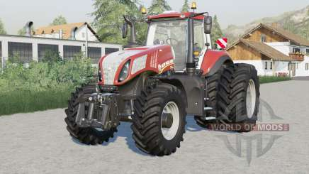 New Holland T8-serieȿ for Farming Simulator 2017