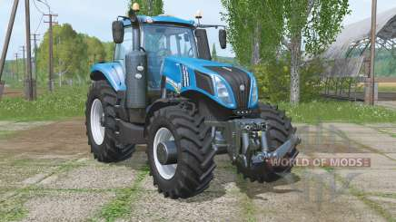 New Holland T8.Ꝝ35 for Farming Simulator 2015