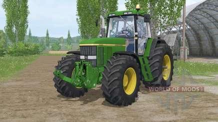 John Deeɽe 7810 for Farming Simulator 2015