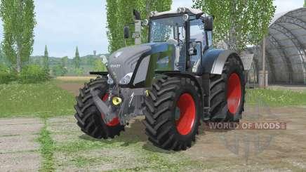Fendt 828 Vario Black Beautʏ for Farming Simulator 2015