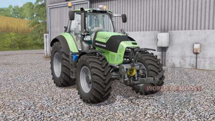 Deutz-Fahr Serie 7 TTV Agrotroŋ for Farming Simulator 2017