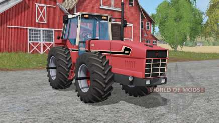 International 358৪ for Farming Simulator 2017
