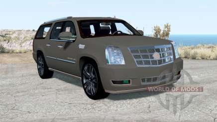Cadillac Escalade ESV Platinum Edition 2009 for BeamNG Drive
