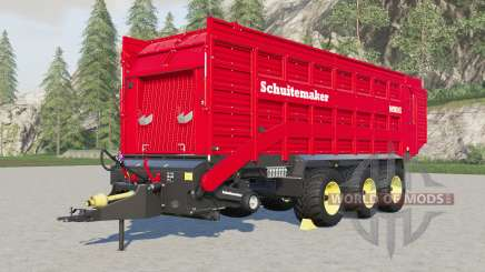 Schuitemaker Rapide very large working width for Farming Simulator 2017