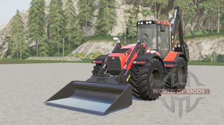 Huddig 1260E for Farming Simulator 2017