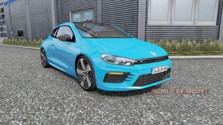 Volkswagen Scirocco R 201Ꝝ for Euro Truck Simulator 2