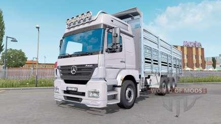 Mercedes-Benz Axor 3228 2012 for Euro Truck Simulator 2