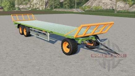 Fliegl DPW 180 & 210 autoload for Farming Simulator 2017