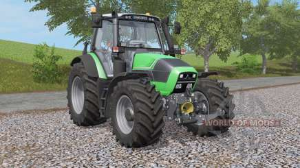 Deutz-Fahr Agrotron TTV 6Զ0 for Farming Simulator 2017