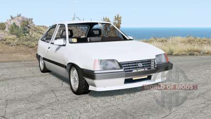 Opel Kadett 3-door (E) 1986 for BeamNG Drive