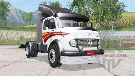 Mercedes-Benz L 151୨ for Farming Simulator 2015