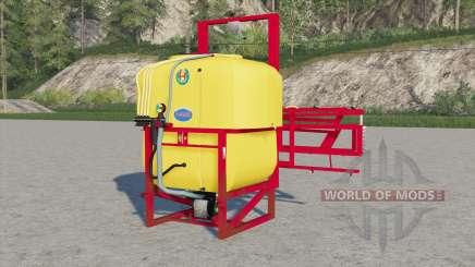 Biardzki P392-2 for Farming Simulator 2017