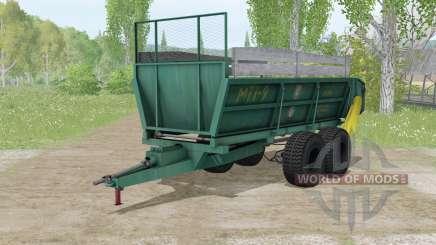 MTT ୨ for Farming Simulator 2015