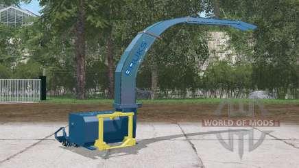 Wood grinder for Farming Simulator 2015