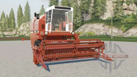 Bizon Rekorᵭ Z058 for Farming Simulator 2017