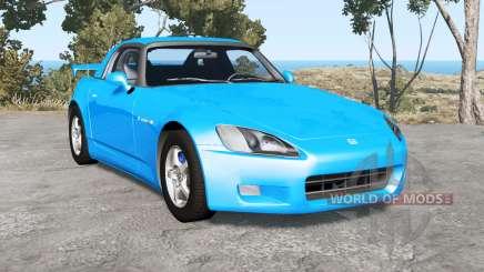 Honda S2000 (AP1) 2003 for BeamNG Drive