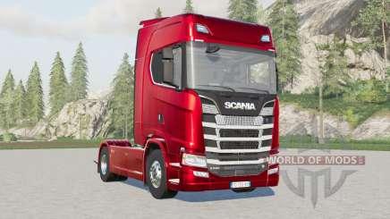 Scania S5৪0 for Farming Simulator 2017