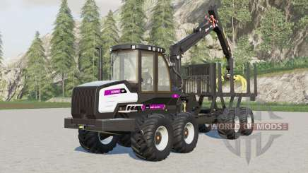 Logset 10F GT for Farming Simulator 2017
