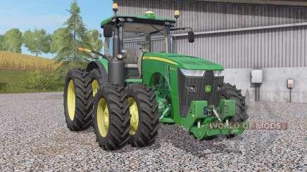 John Deere 8R-seꞅies for Farming Simulator 2017