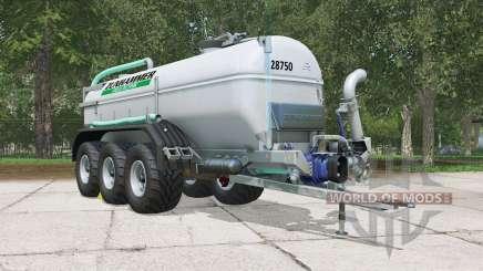 Zunhammer STS 28750 for Farming Simulator 2015