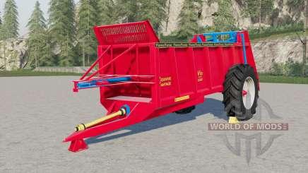 Marshall VES2500 for Farming Simulator 2017