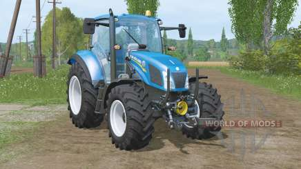 New Holland T5.95〡T5.105〡T5.115 for Farming Simulator 2015