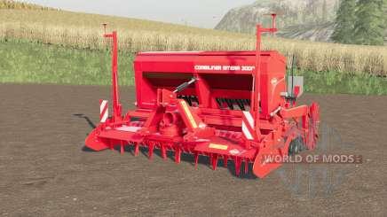 Kuhn Sitera ろ000 for Farming Simulator 2017