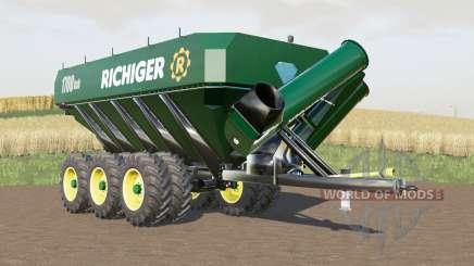 Richiger 1700bsh for Farming Simulator 2017