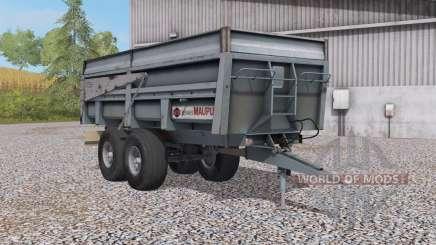 Maupu 12T for Farming Simulator 2017
