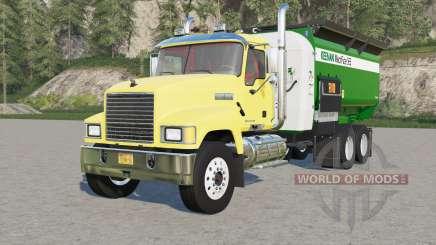 Mack Pinnacle Feed Truck for Farming Simulator 2017