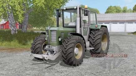 Schluter Super 1500 TVⱢ for Farming Simulator 2017