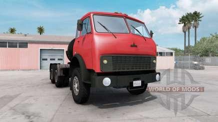 MAz-515B for American Truck Simulator