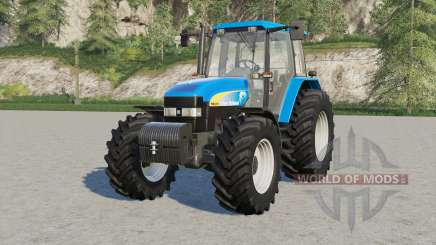 New Holland TM170 for Farming Simulator 2017