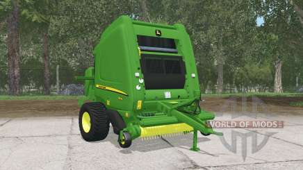 John Deere 864 Premiuᵯ for Farming Simulator 2015