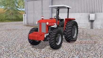 Massey Ferguson 95x 1973 for Farming Simulator 2017