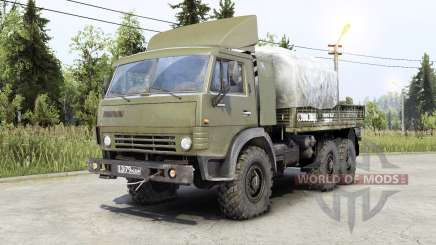 Kamaz-4ろ10 for Spin Tires