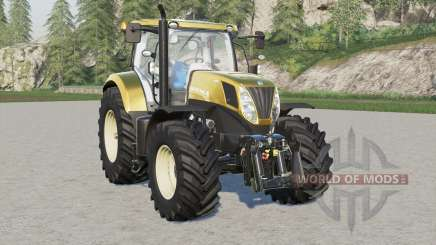 New Holland T7-seɍies for Farming Simulator 2017