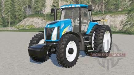 New Holland TG-serieʂ for Farming Simulator 2017