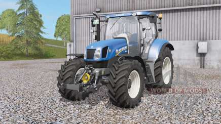 New Holland T6-serᶖes for Farming Simulator 2017