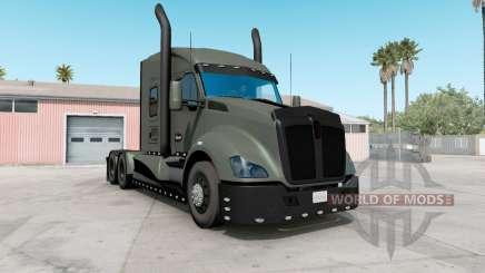 Kenworth T680 The Generaɫ for American Truck Simulator