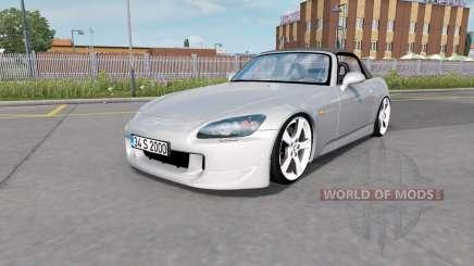 Honda S2000 (AP2) 200Ꝝ for Euro Truck Simulator 2