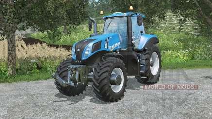 New Holland T8.4ӡ5 for Farming Simulator 2015