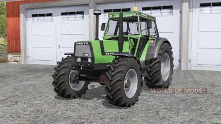 Deutz DX 1ꝝ0 for Farming Simulator 2017