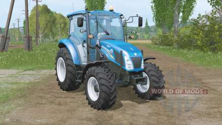New Holland TꜬ.65 for Farming Simulator 2015