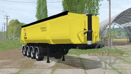 Tonar 9523Ꝝ for Farming Simulator 2015