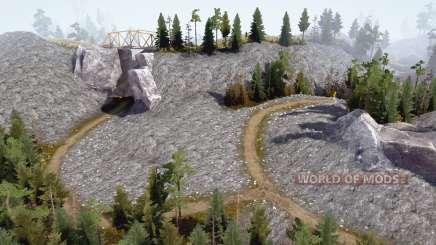Ural 11: Mountains for MudRunner