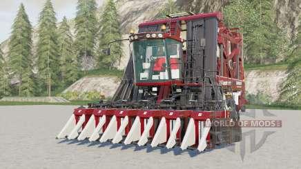 Case IH Module Express adding more road speed for Farming Simulator 2017