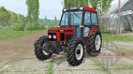 Zetor 7340 Turbꝋ for Farming Simulator 2015